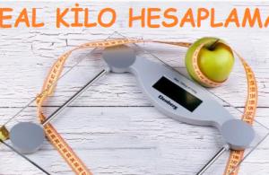 ideal kilo hesap